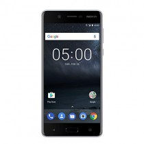 "Nokia 5 - Android 9.0 Pie - 16 GB - 13MP Camera - Dual SIM Unlocked Smartphone (at&T/T-Mobile/MetroPCS/Cricket/H2O) - 5.2"" Screen - Silver"