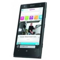 Nokia Lumia 1020 RM-877 GSM Unlocked 32GB Windows 8.1 4G LTE Smartphone - Black (International version, No Warranty)