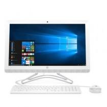 Newest HP All-in-One Flagship Premium 23.8 inch Full HD Desktop   AMD A9-9400   8GB RAM   2TB HDD   DVD +/-RW   Bluetooth 4.2   Wired Keyboard & Mouse   Windows 10 (Snow White)