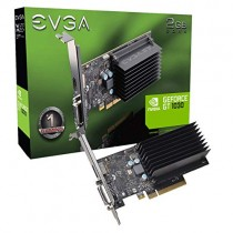 EVGA GeForce GT 1030 DDR4 Graphic Cards 02G-P4-6232-KR