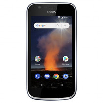 "Nokia 1 - Android One (Go Edition) - 8 GB - Dual SIM LTE Unlocked Smartphone (AT&T/T-Mobile/MetroPCS/Cricket/H2O) - 4.5"" Screen - Dark Blue"