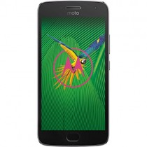 Moto G Plus (5th Generation) - 32 GB - Unlocked (Lunar Gray) (Renewed)