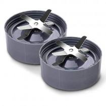 NutriBullet Replacement Extractor Blade - Premium NutriBullet Replacement Parts & Accessories (Pack of 2)