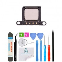 OmniRepairs Earpiece Ear Sound Speaker Replacement for Model A1634, A1687, A1699 with Repair Toolkit (iPhone 6s Plus)
