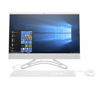 HP 24-inch All-in-One Computer, Intel Pentium Silver J5005, 8GB RAM, 1TB Hard Drive, Windows 10 (24-f0010, White)