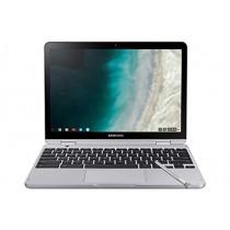 "Samsung Chromebook Plus, 2-in-1, 4GB RAM, 32GB eMMC, 13MP Camera, Chrome OS, 12.2"", 16:10 Aspect Ratio, Light Titan (XE520QAB-K01US)"
