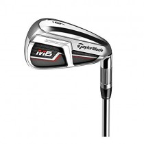 TaylorMade Golf M6 Iron Set, 5-PW, Right Hand, Stiff Flex Shaft: KBS Max 85