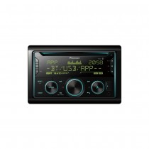 FH-S720BT Double Din Pioneer stereo with built in bluetooth USB and AUX