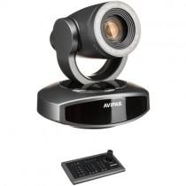 AViPAS AV-1281 HDMI PTZ Camera with 10x Optical Zoom & AV-3104 Joystick Controller Kit