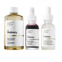 The Ordinary 3 Bottles Face Serum Set