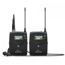 Sennheiser ew 112P G4 Camera-Mount Wireless Omni Lavalier Microphone System - A1:470 to 516 MHz