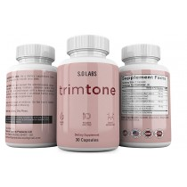 Trimtone Thermogenic Supplement Pills for Women (30 Capsules)