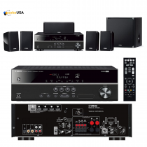 Yamaha YHT1840 5.1 Home Theatre Kit - Black