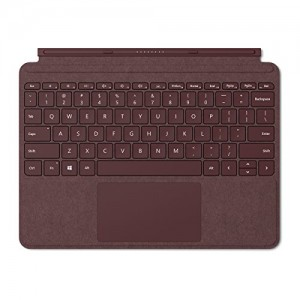 Microsoft Surface Go Alcantara Signature Type Cover (KCS-00041) Burgundy
