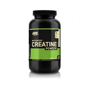 Optimum Nutrition Micronized Creatine Monohydrate Powder, Unflavored, Keto Friendly, 28 Servings