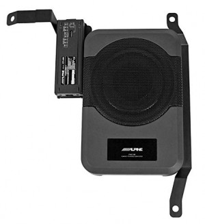 Alpine Electronics PSU-300CVC Powered Sound System Upgrade for 2016-Up 4-Door Honda Civic Without The Factory Premium Amplified Sound System